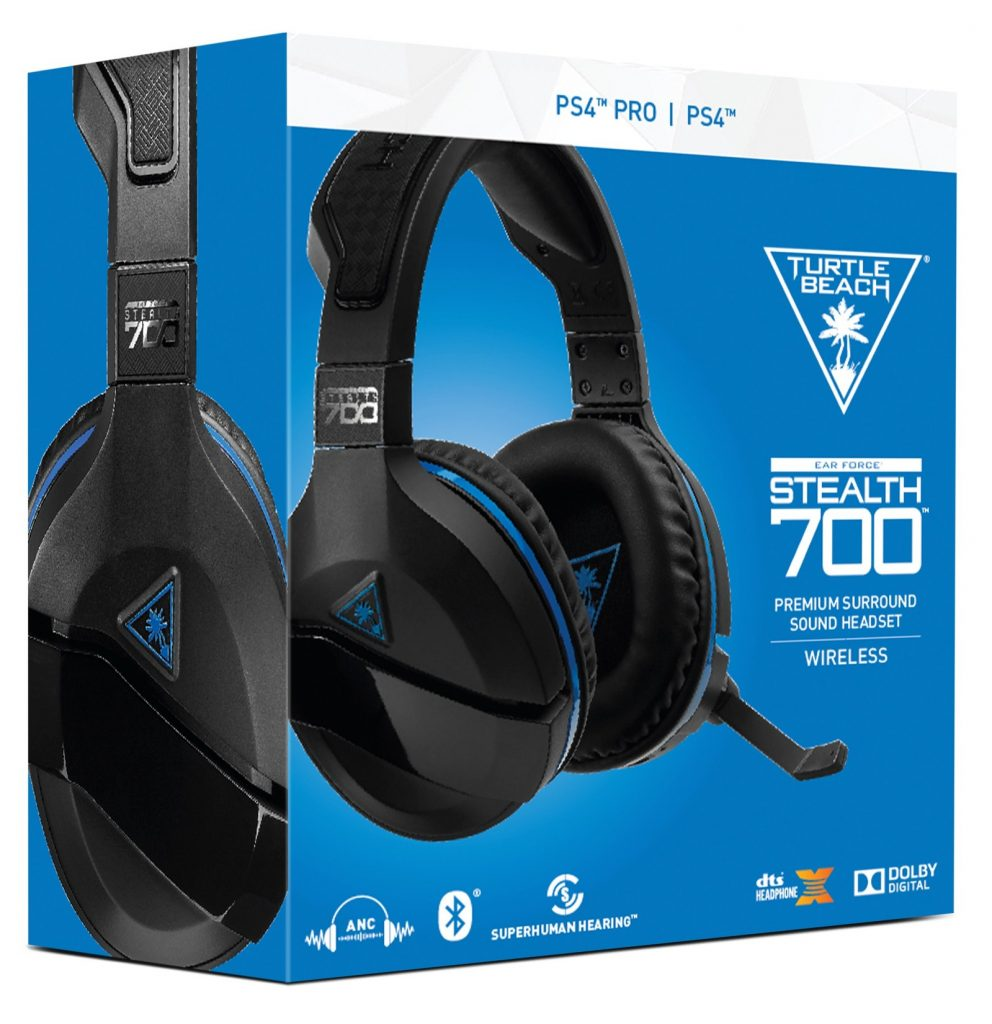 Turtle Beach Stealth 700 Wireless Surround Sound Headset For Ps4 Moneyfocus Com Online Shopping